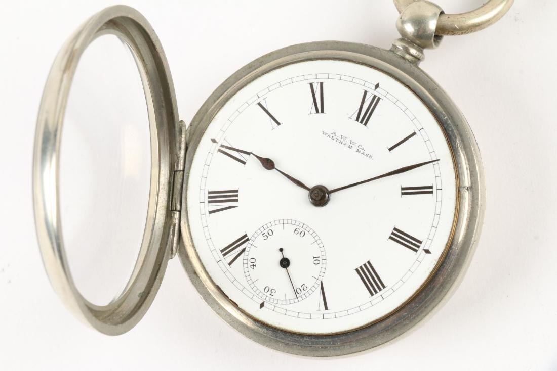 Waltham, Early Key Wind Pocket Watches - 4