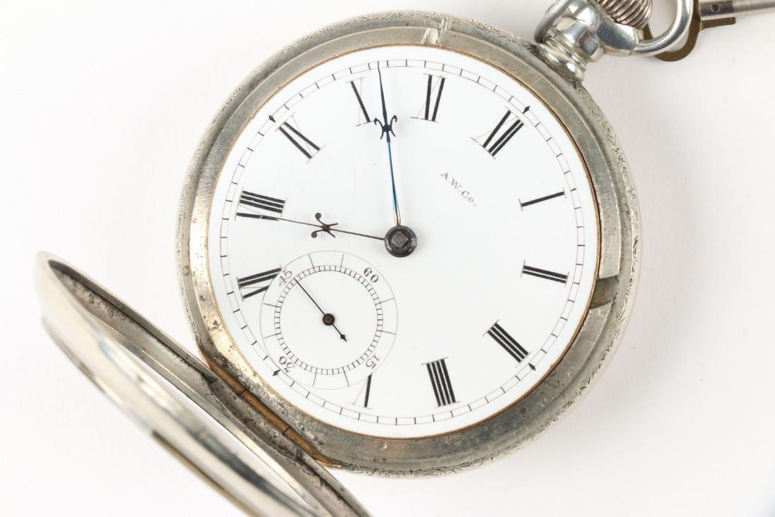 Waltham, Early Key Wind Pocket Watches - 6