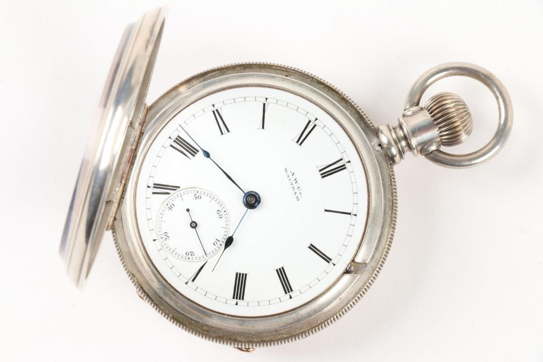 Waltham, Bartlett & Sterling Pocket Watches - 10