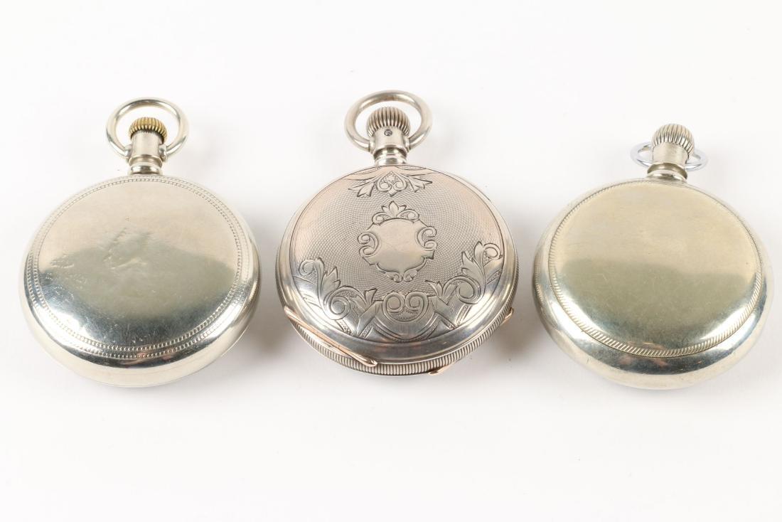 Waltham, Bartlett & Sterling Pocket Watches - 3