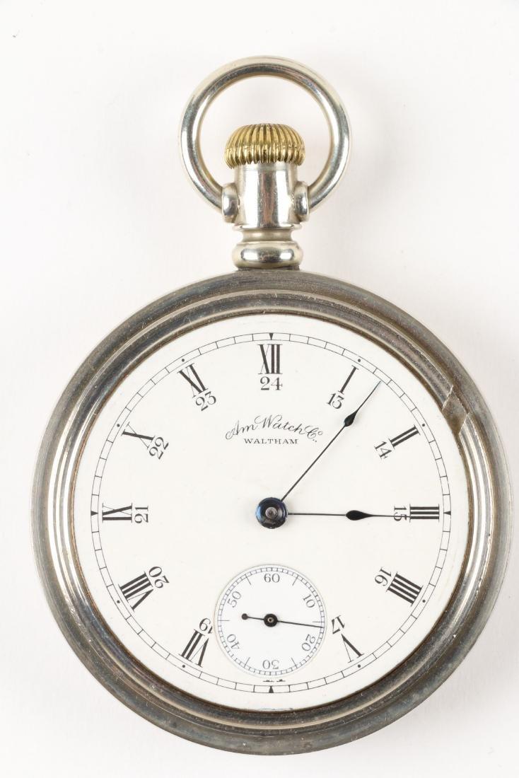 Waltham, Bartlett & Sterling Pocket Watches - 4