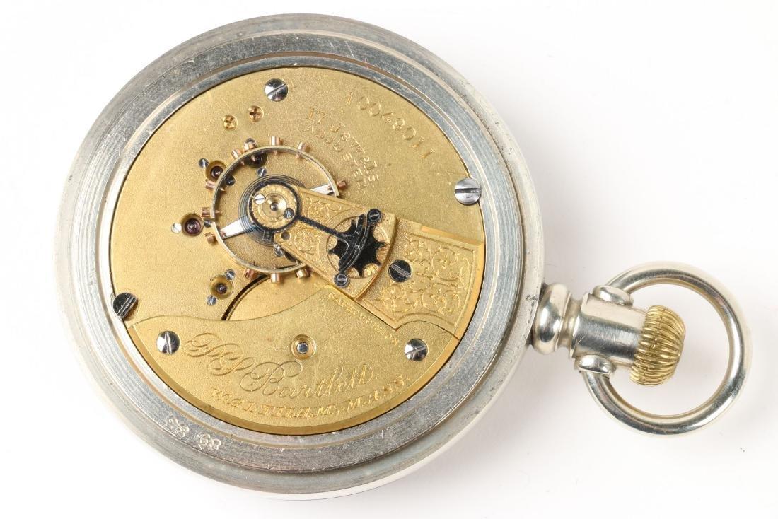Waltham, Bartlett & Sterling Pocket Watches - 6