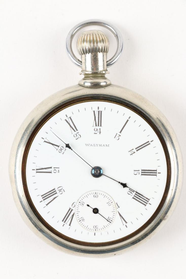 Waltham, Bartlett & Sterling Pocket Watches - 7