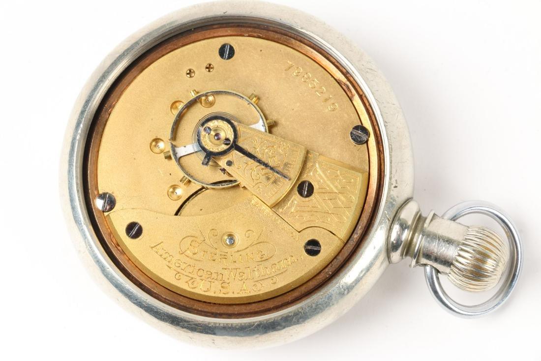 Waltham, Bartlett & Sterling Pocket Watches - 9