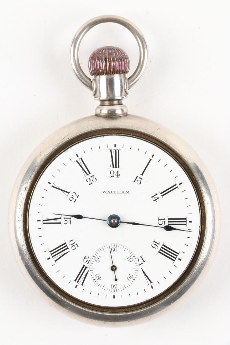 Waltham, 1883 Model Pocket Watches - 10