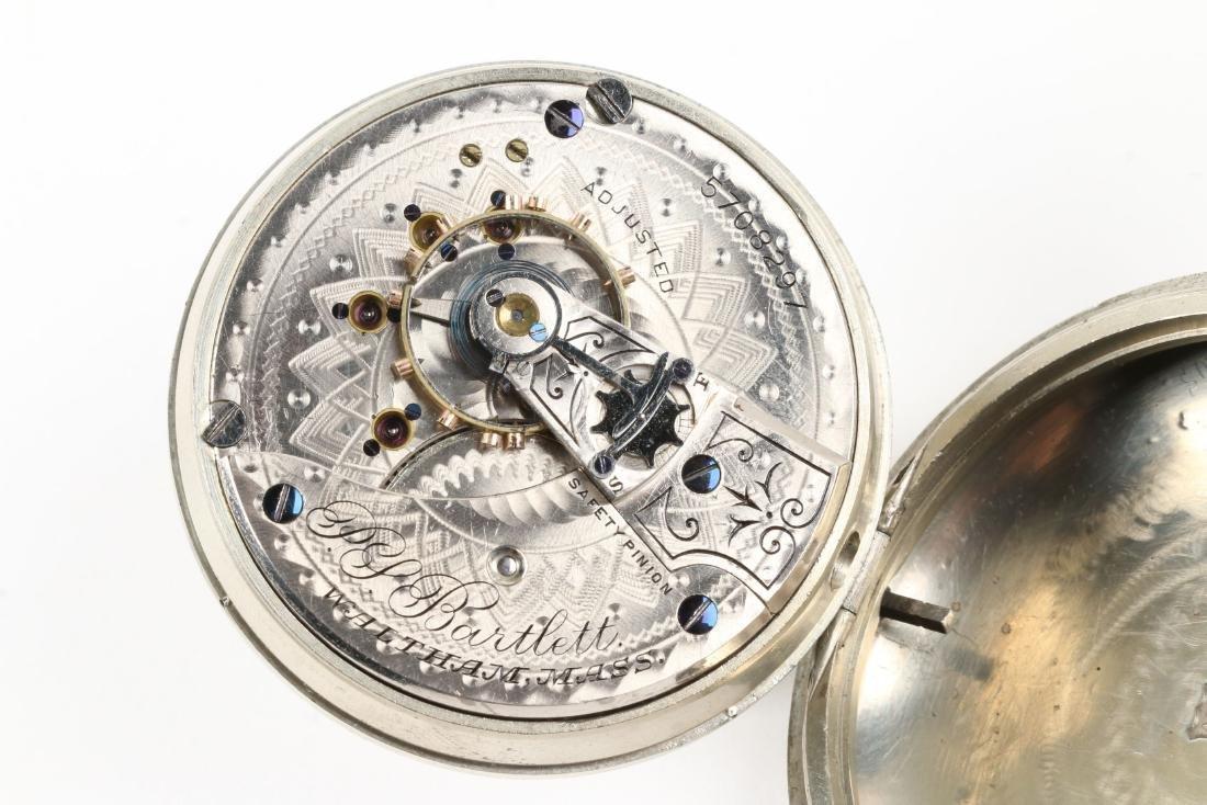 Waltham, 1883 Model Pocket Watches - 6