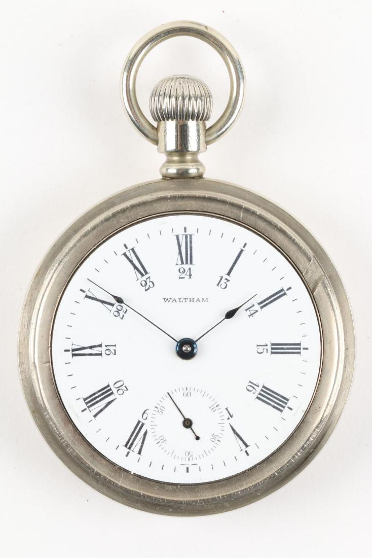 Waltham, 1883 Model Pocket Watches - 7