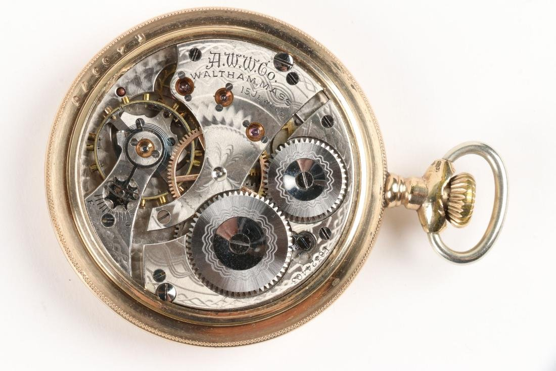 Waltham, 1892 Model & Bond Street Pocket Watches - 6