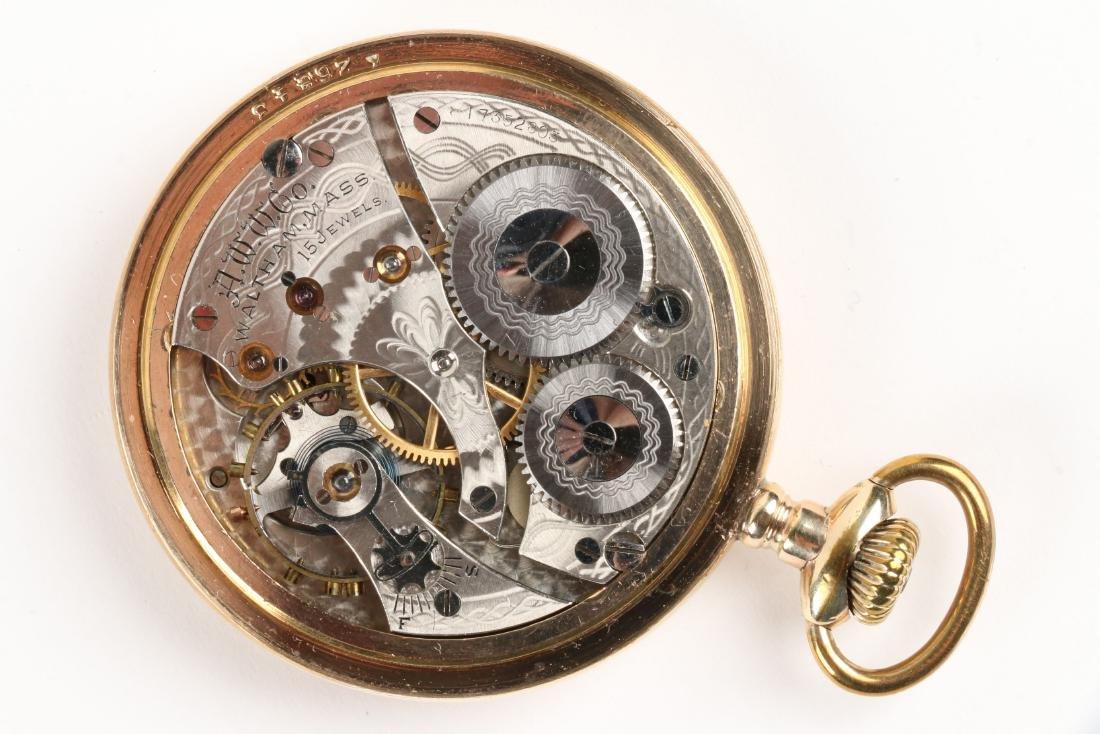 Waltham, 1892 Model & Bond Street Pocket Watches - 7