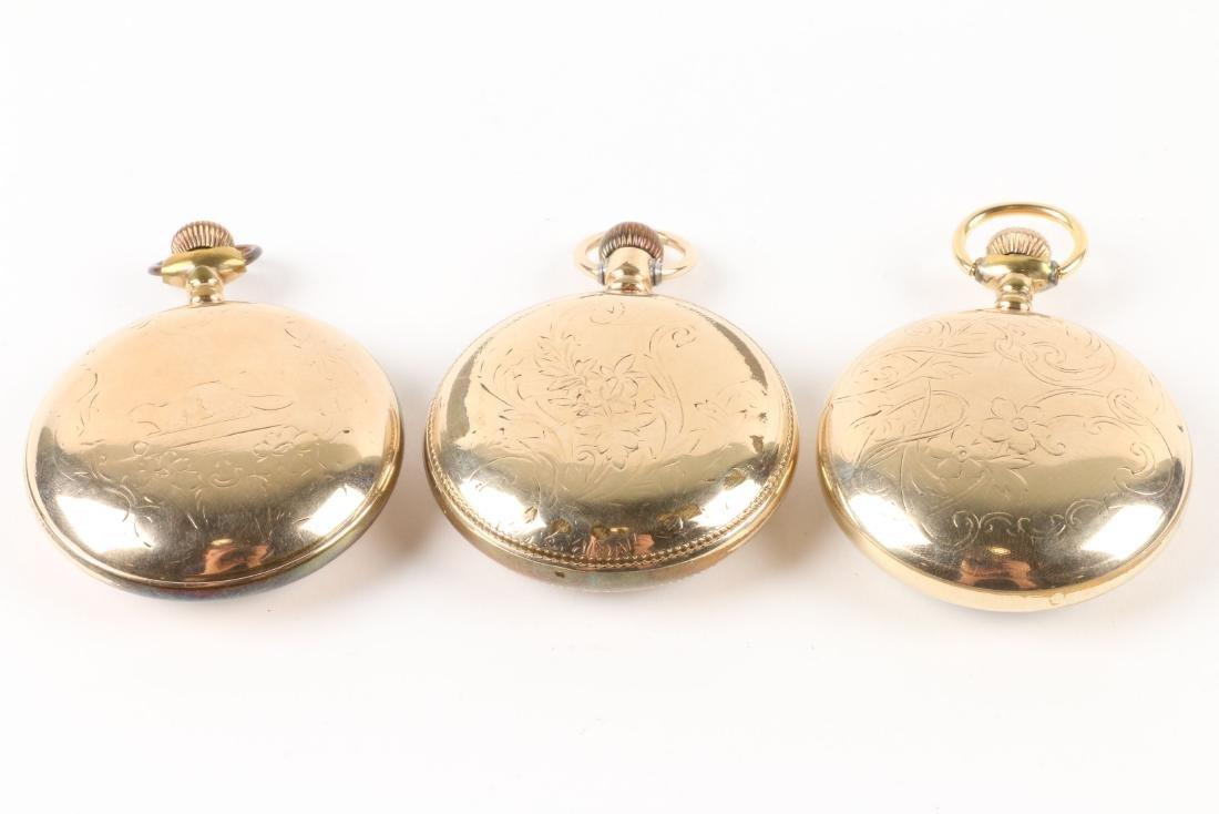 Waltham, 1883 Model Pocket Watches - 4