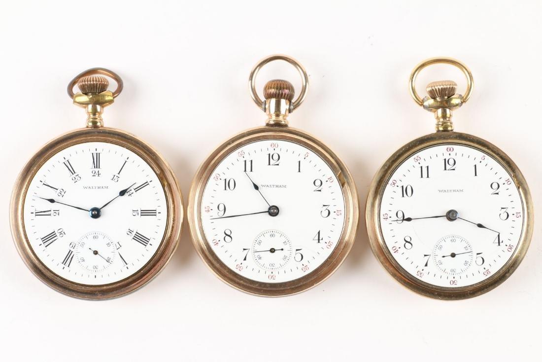 Waltham, 1883 Model Pocket Watches - 5