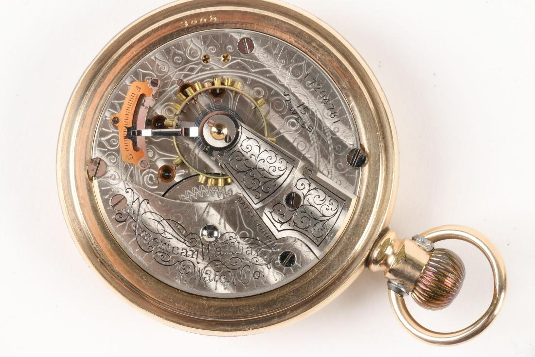 Waltham, 1883 Model Pocket Watches - 8
