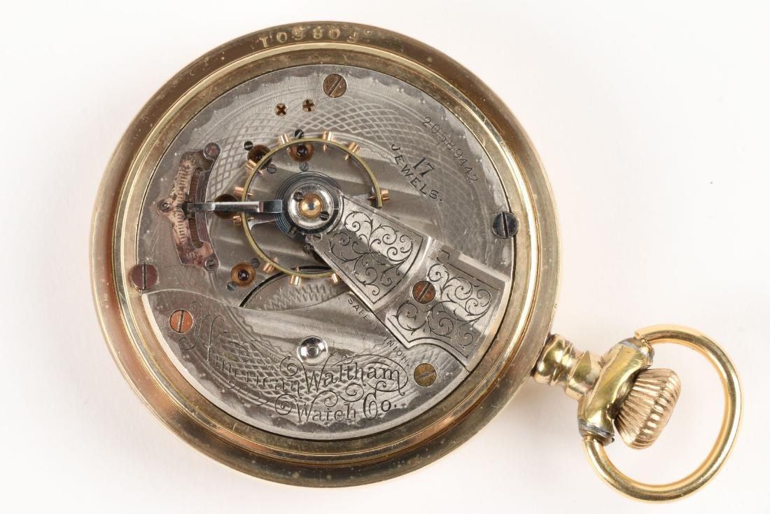 Waltham, 1883 Model Pocket Watches - 9