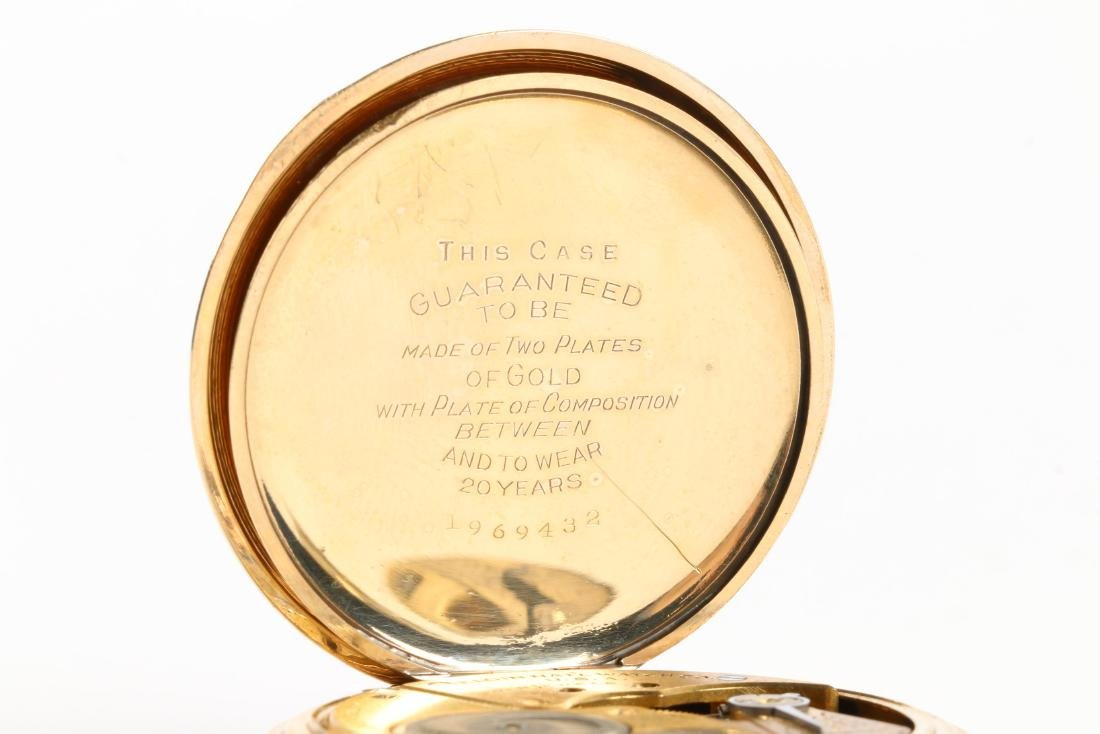 Elgin, Open Face Pocket Watches - 10