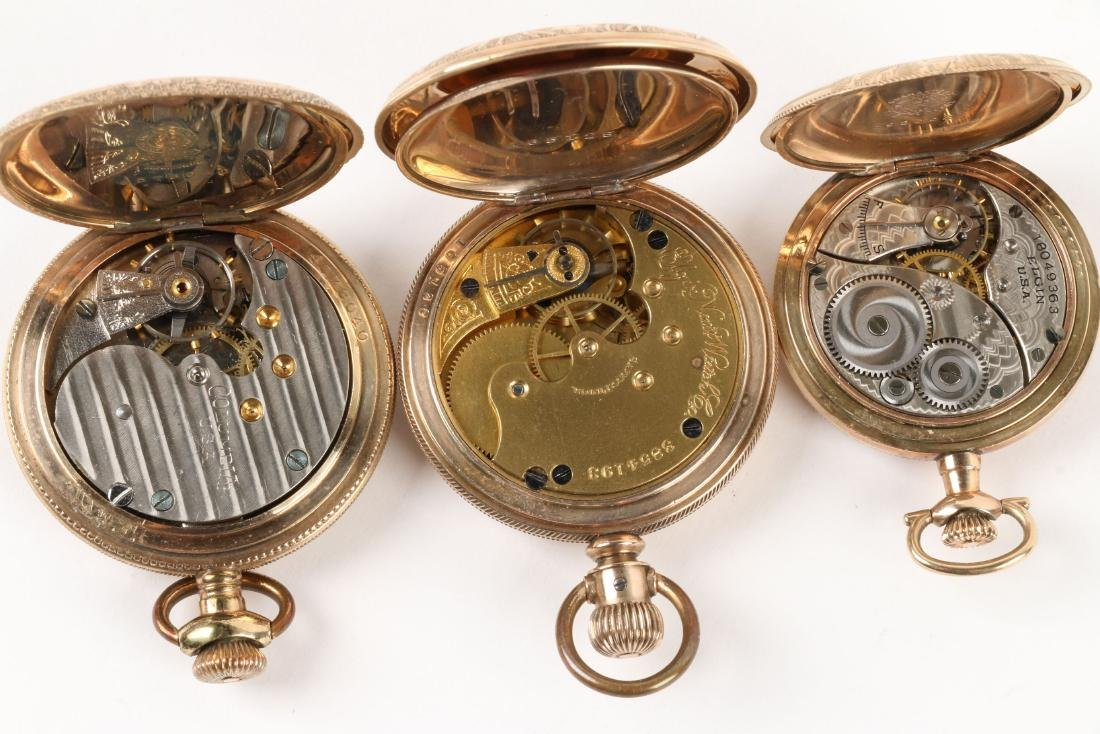American, Pocket Watches - 10