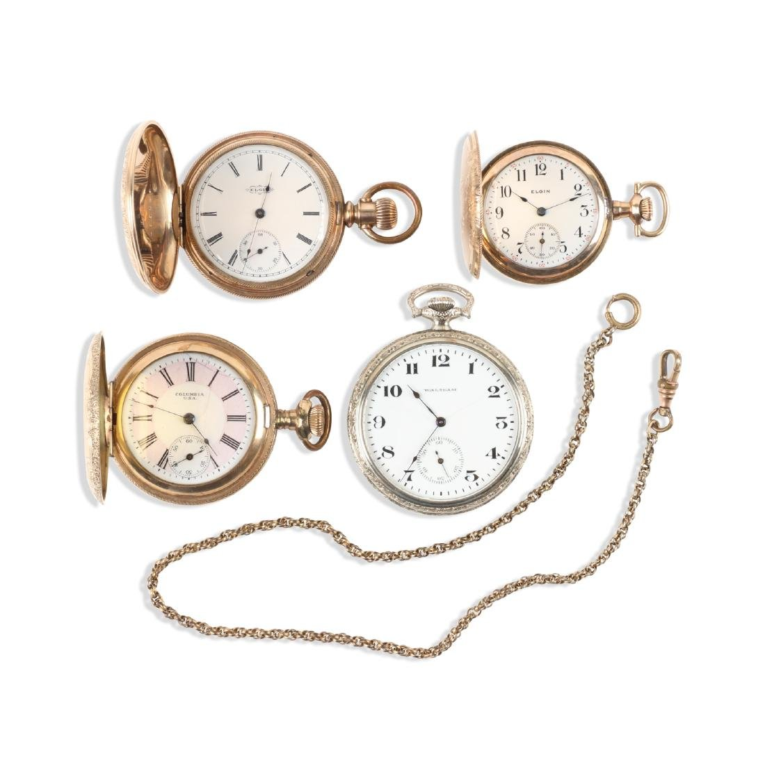 American, Pocket Watches