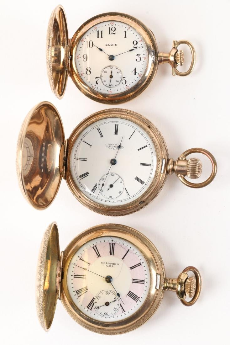 American, Pocket Watches - 2
