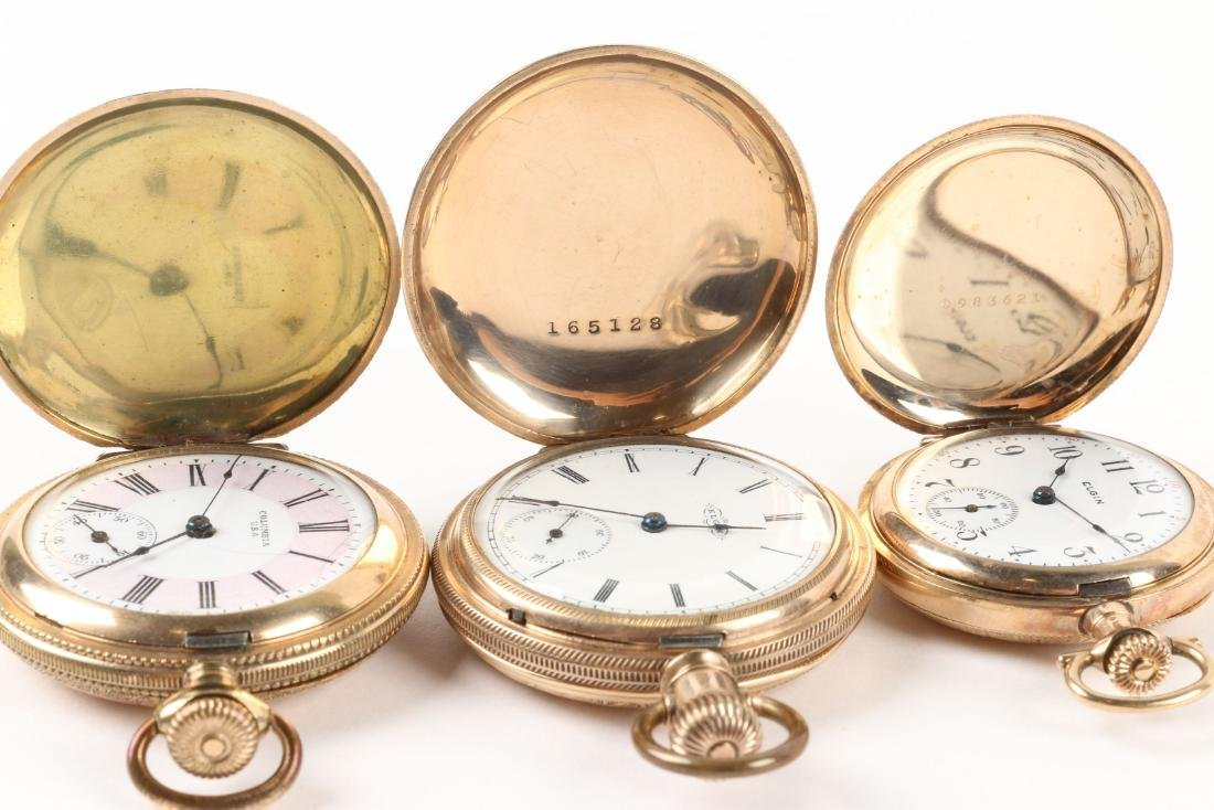 American, Pocket Watches - 3
