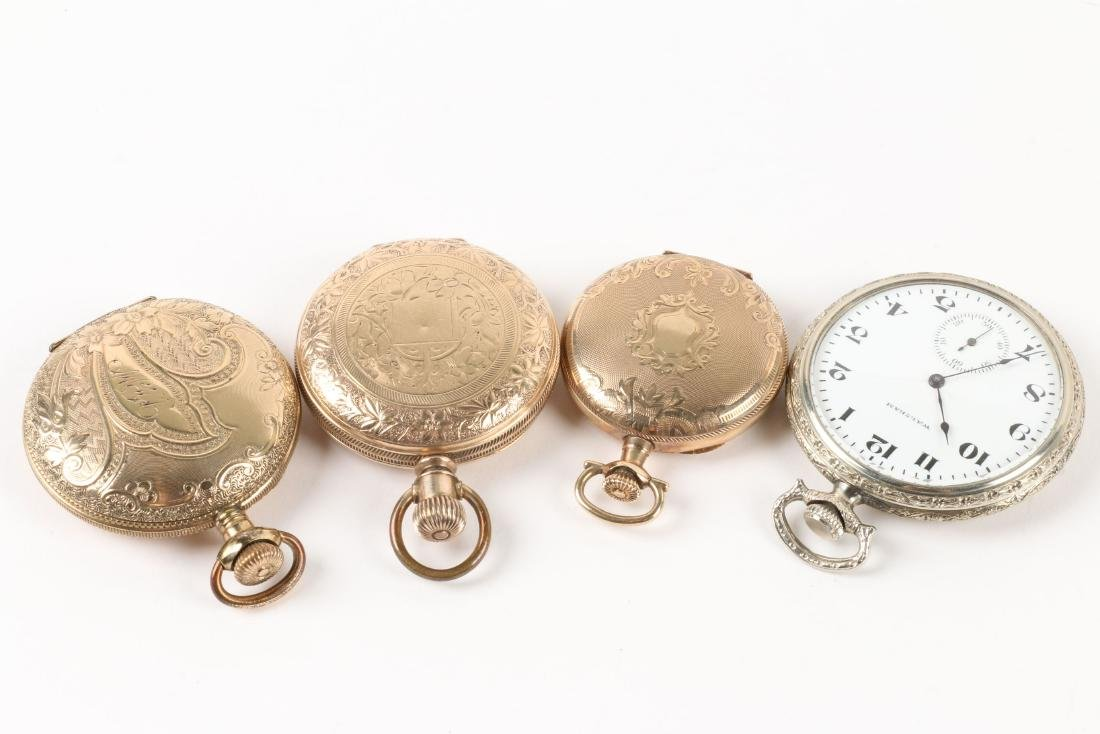 American, Pocket Watches - 4