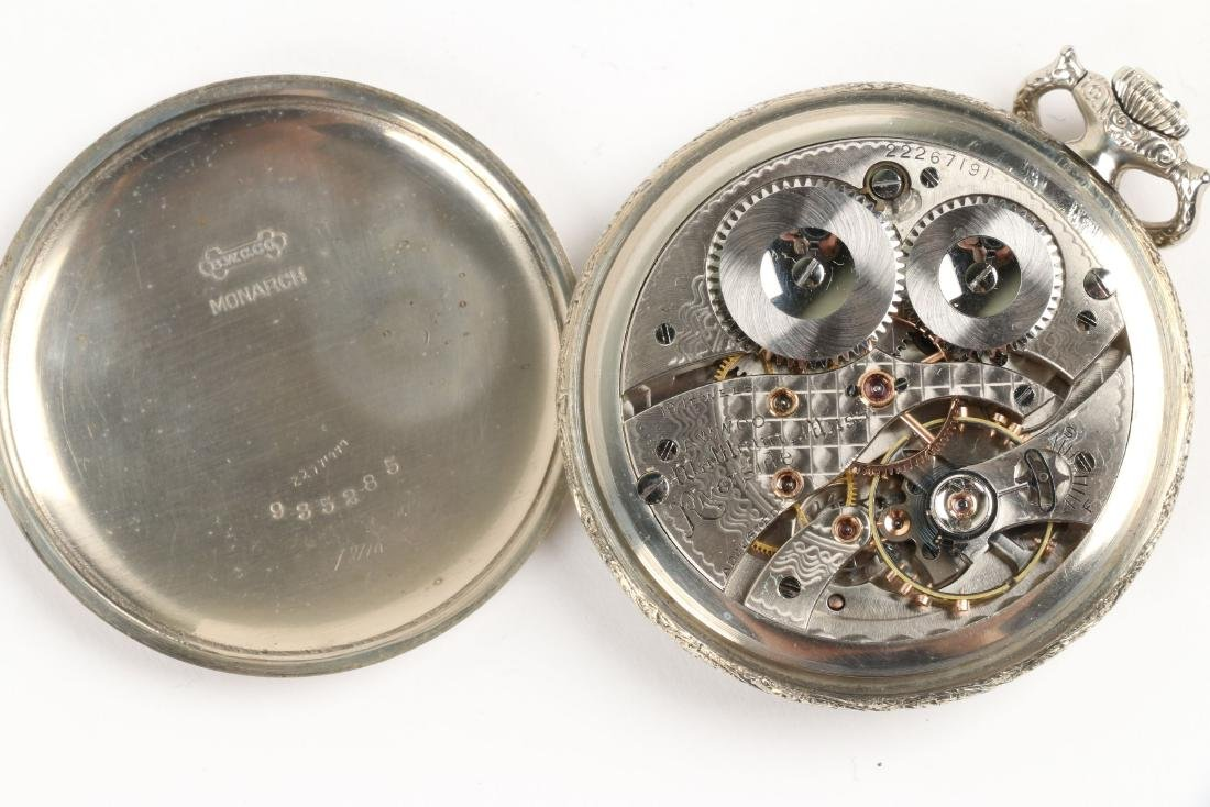 American, Pocket Watches - 7