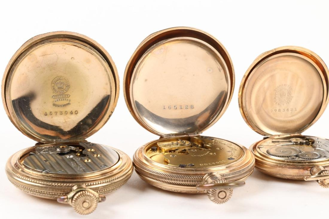 American, Pocket Watches - 9