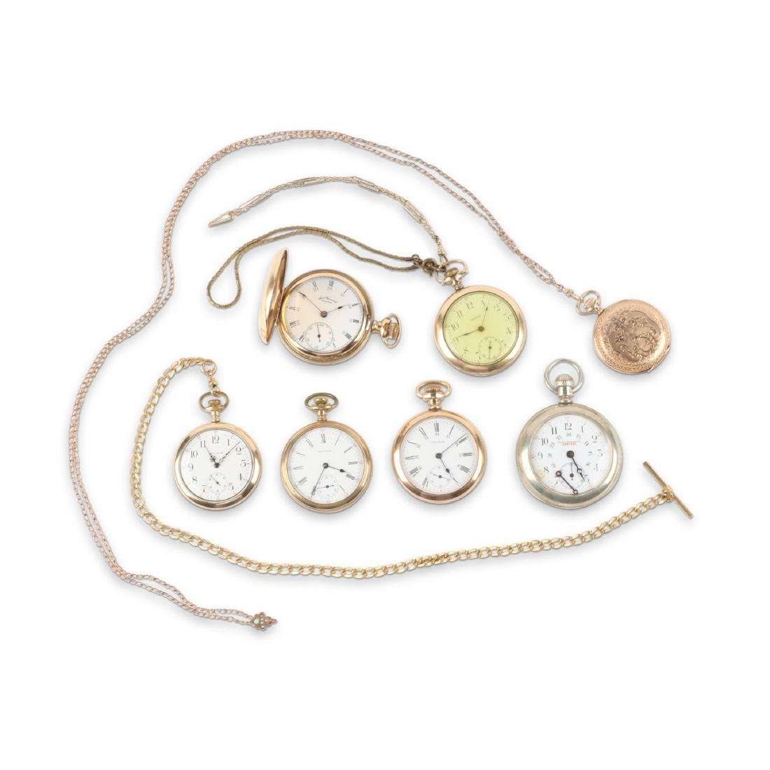 Waltham, Regina, Pocket Watches