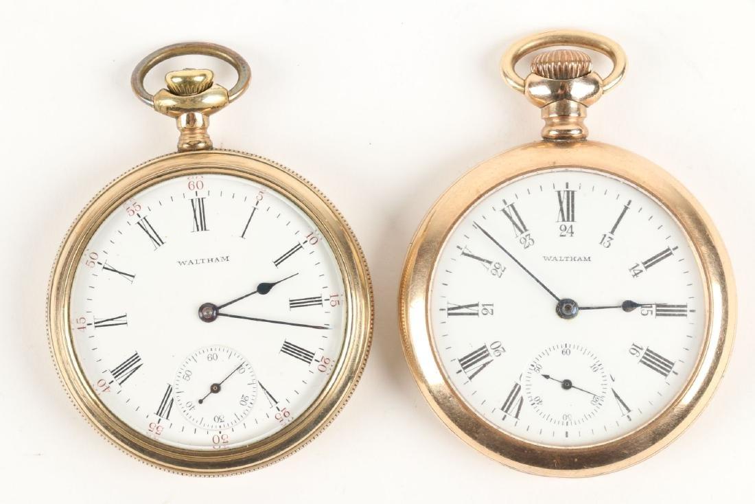Waltham, Regina, Pocket Watches - 2