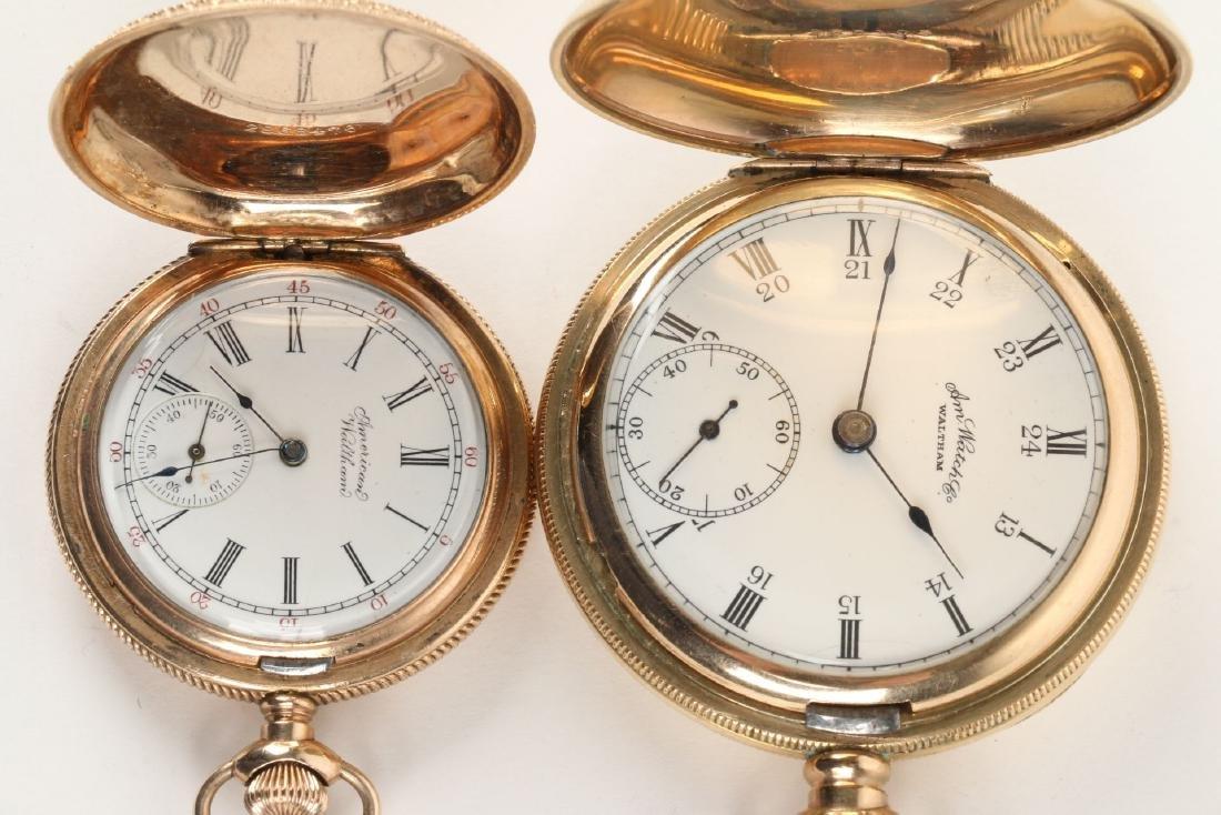 Waltham, Regina, Pocket Watches - 4