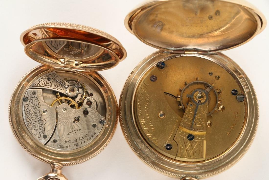 Waltham, Regina, Pocket Watches - 5