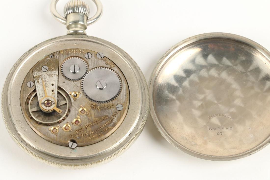 Waltham, Regina, Pocket Watches - 7