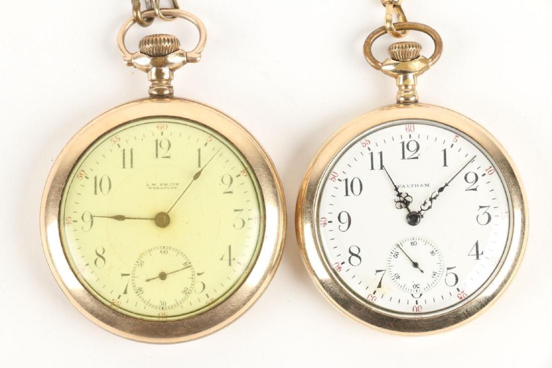 Waltham, Regina, Pocket Watches - 8