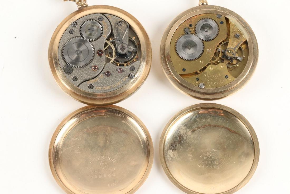 Waltham, Regina, Pocket Watches - 9