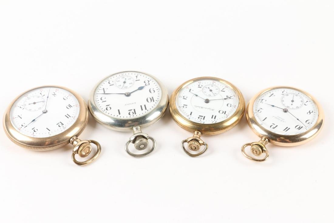American, Open Face Pocket Watches - 2
