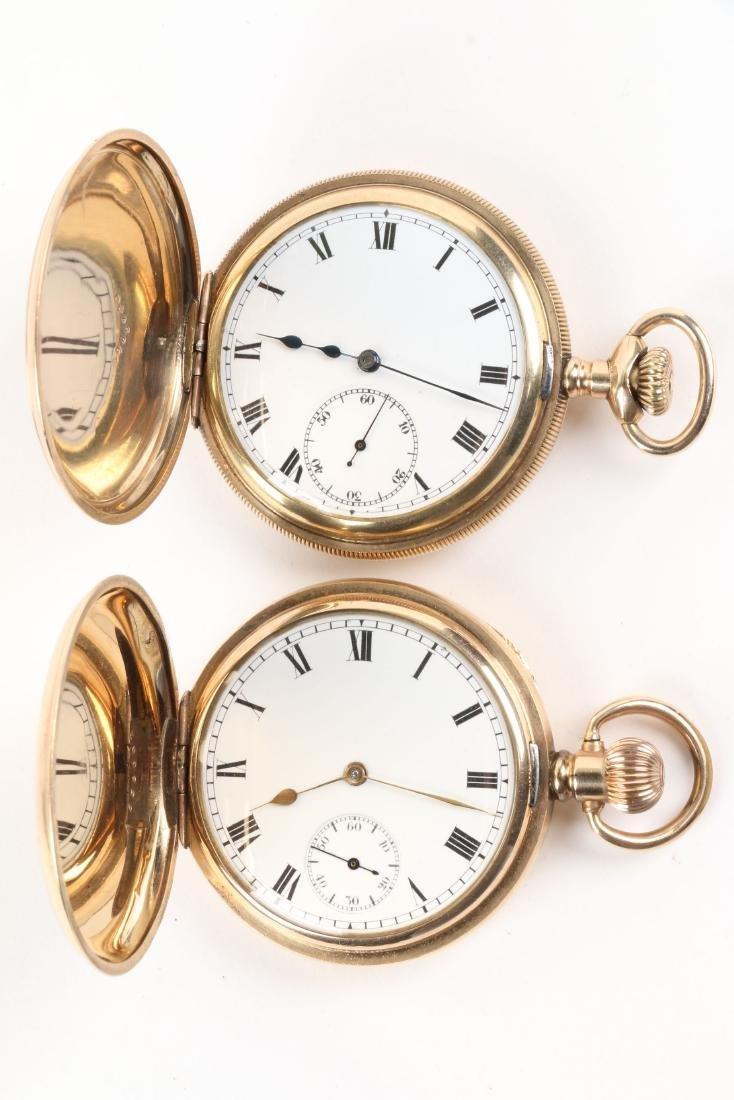 Swiss, Hunter & Open Face Pocket Watches - 2