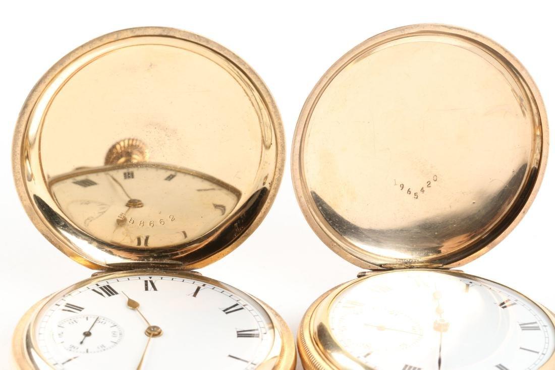 Swiss, Hunter & Open Face Pocket Watches - 3