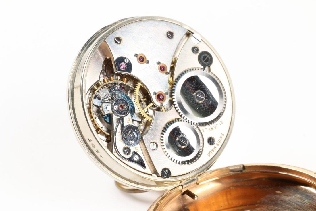 Swiss, Hunter & Open Face Pocket Watches - 8