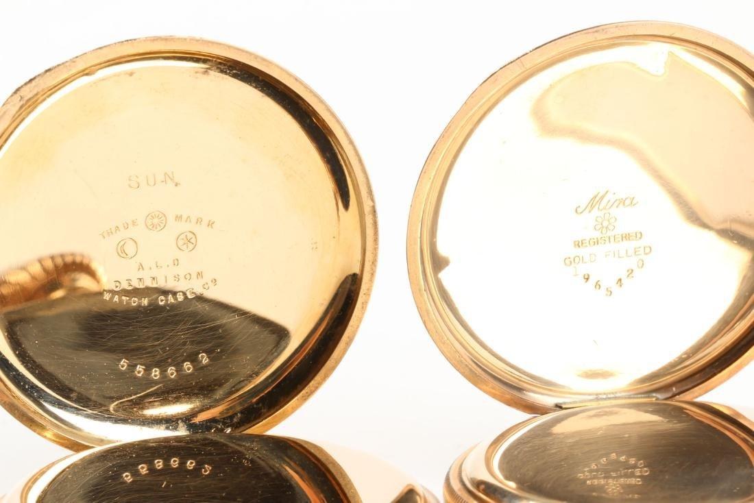 Swiss, Hunter & Open Face Pocket Watches - 9