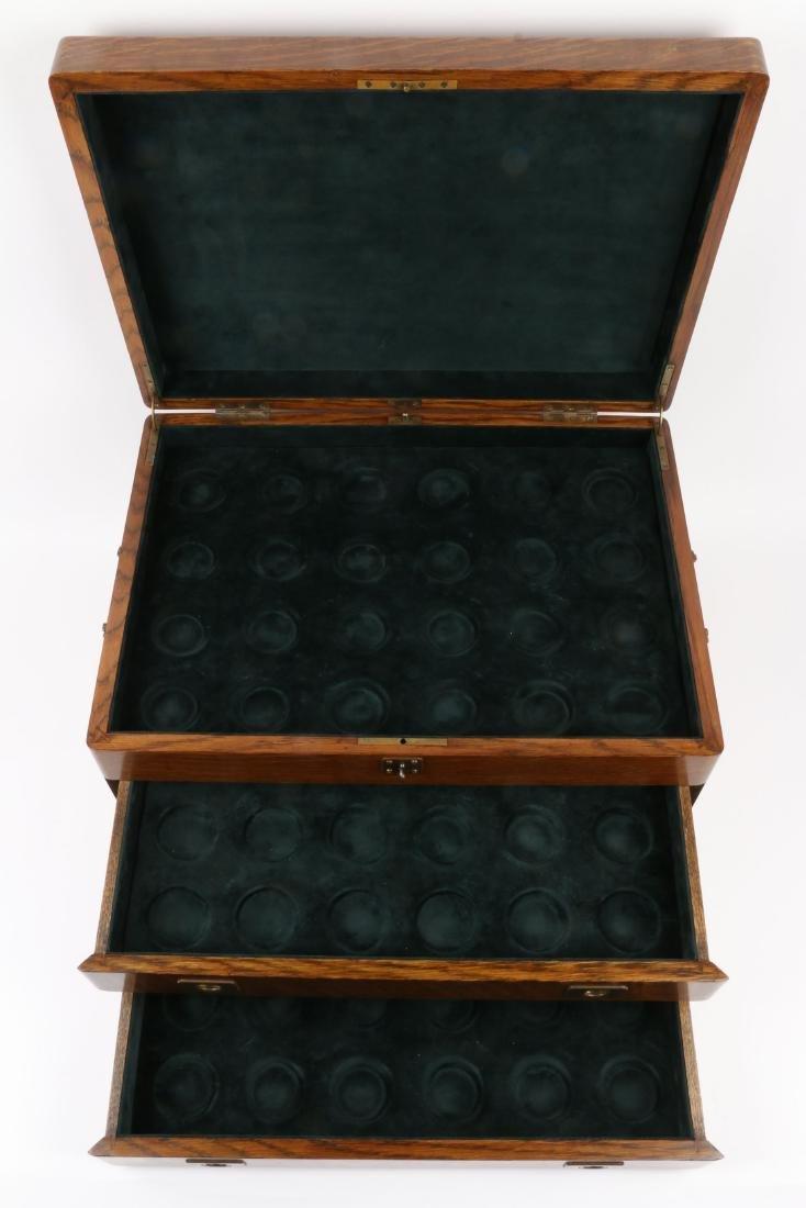 Custom Pocket Watch Storage Case - 10