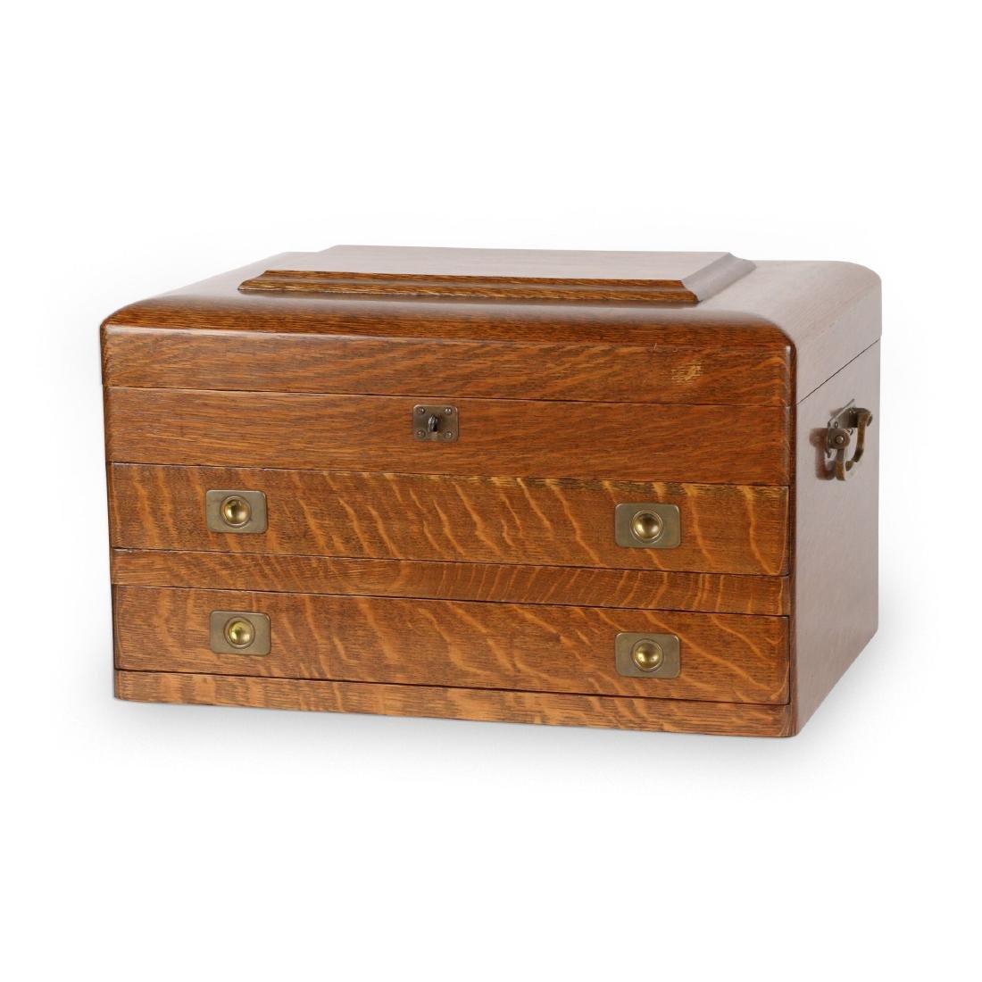 Custom Pocket Watch Storage Case
