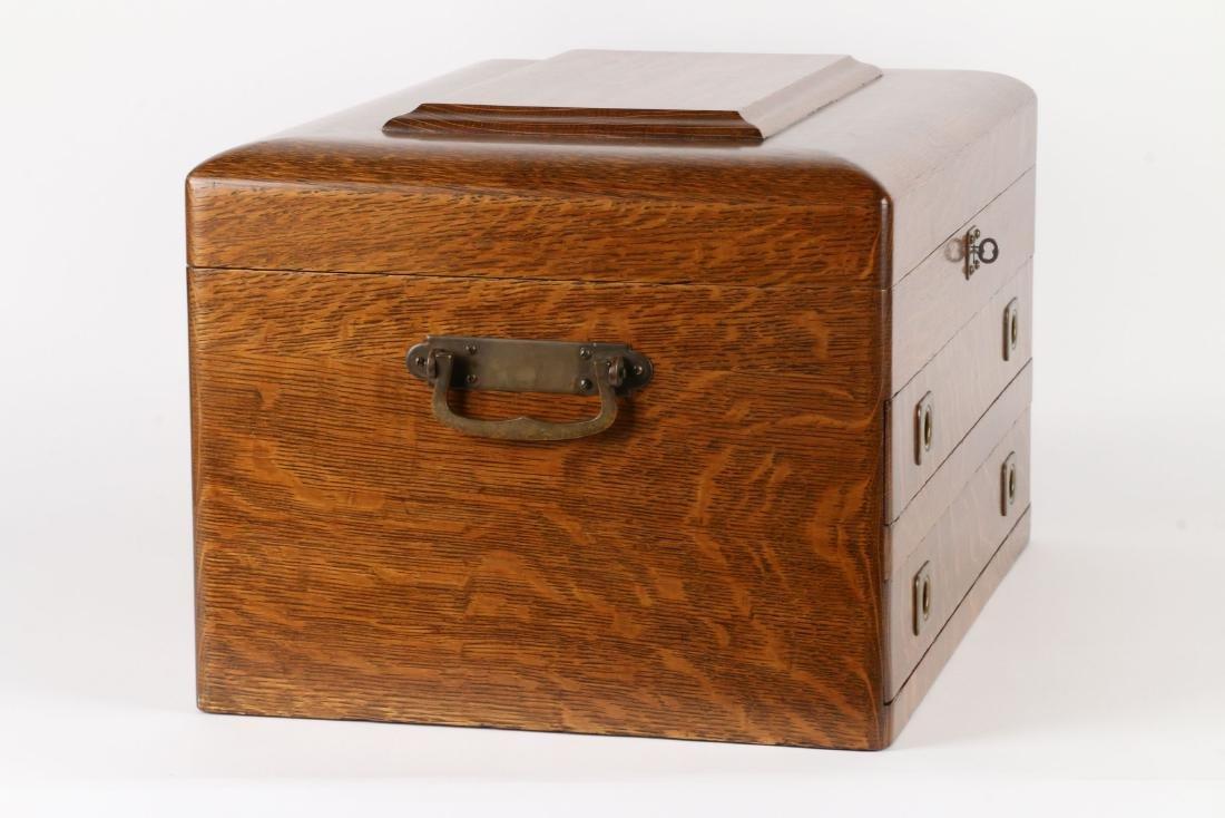Custom Pocket Watch Storage Case - 5