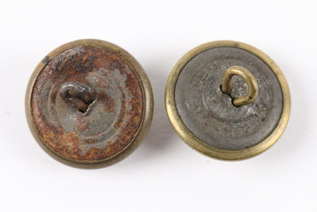Early US Political Uniform Buttons, Pin - 7