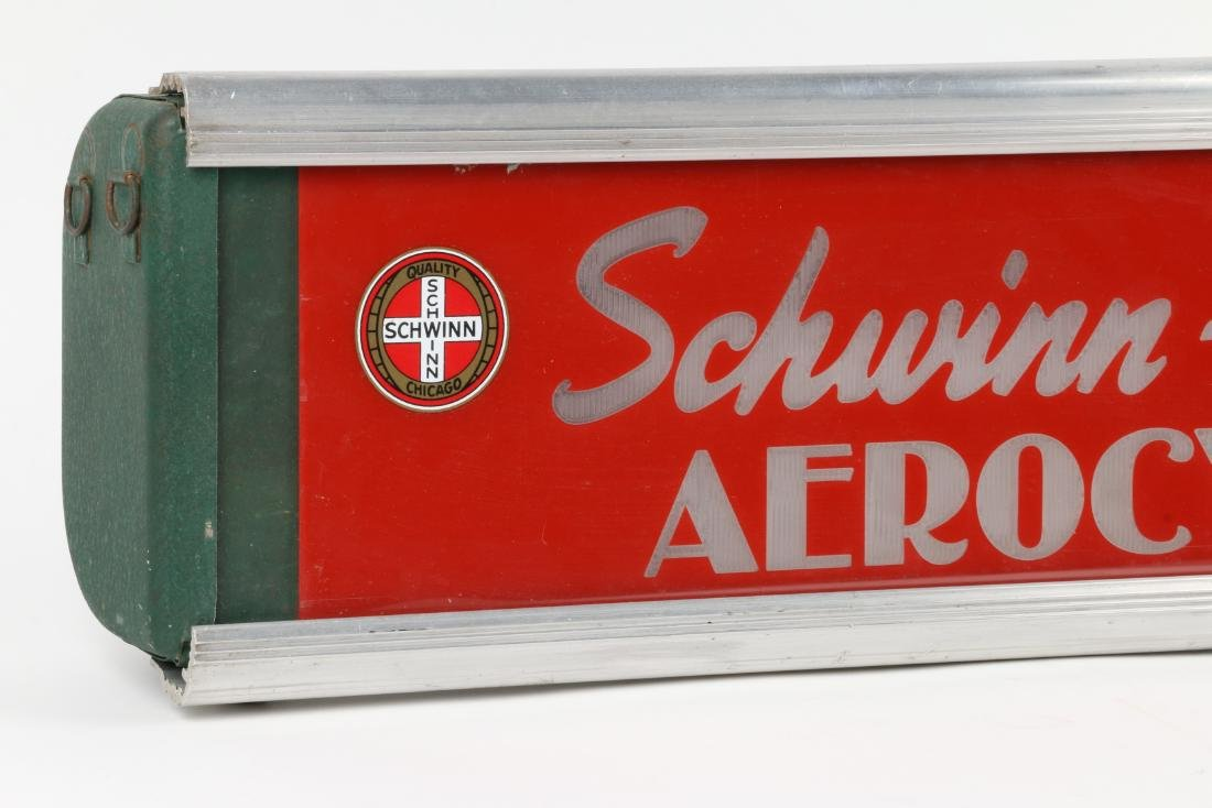 Schwinn Built Aerocycle Sign - 2
