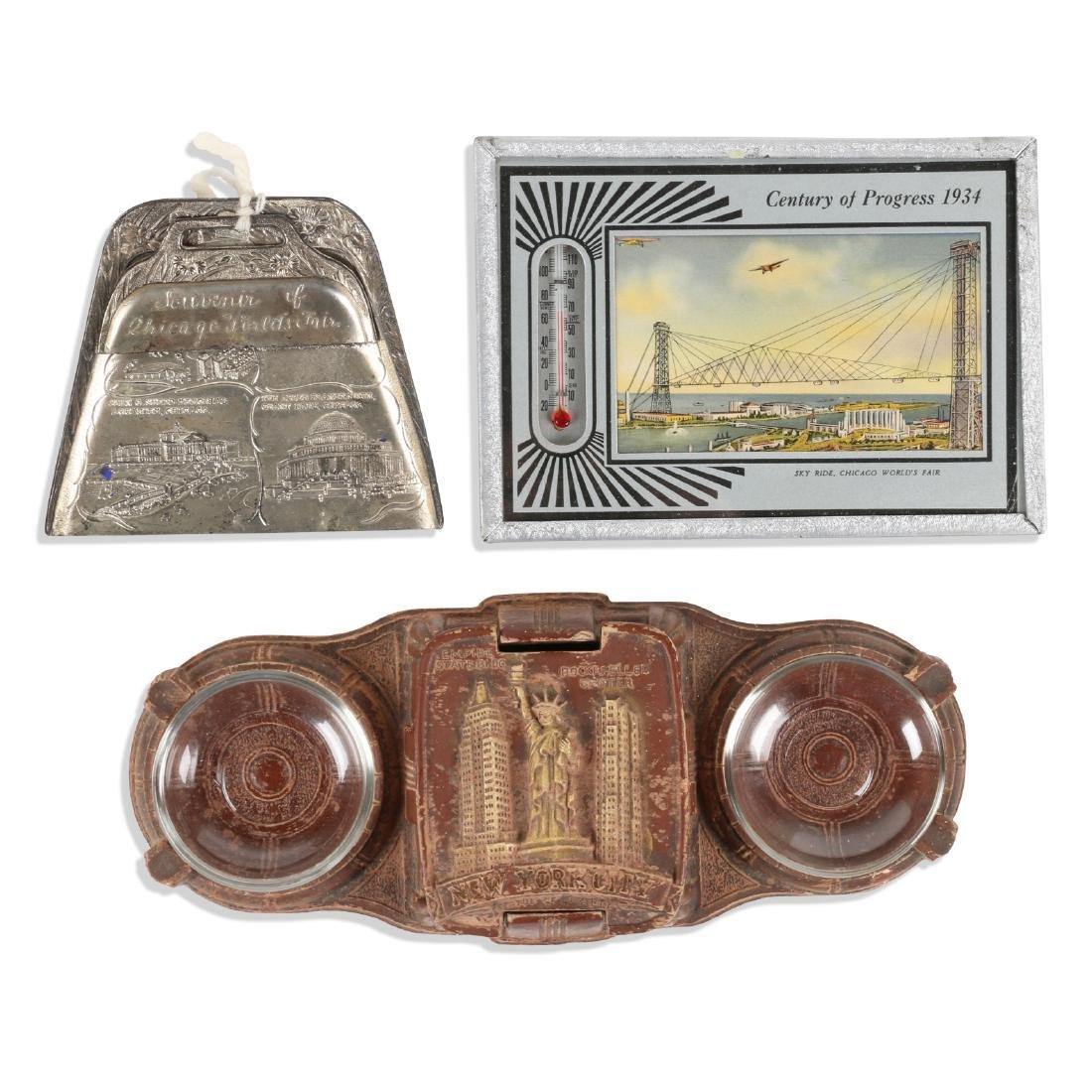 New York & Chicago Souvenirs