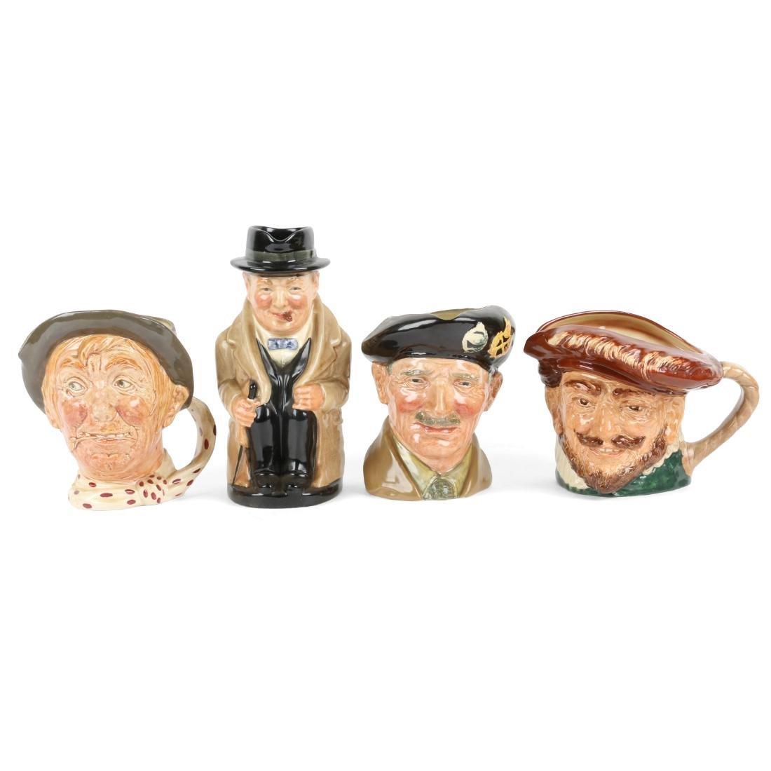 Royal Doulton Character Mugs