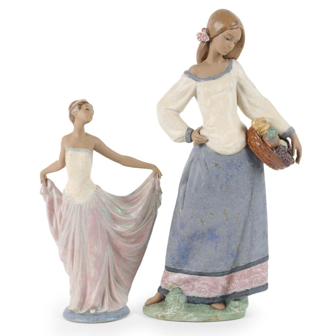 Two (2) Lladro Figurines