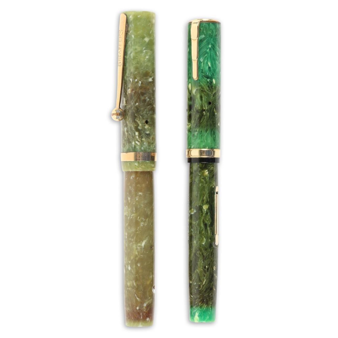 Waterman & Sheaffer Fountain Pens