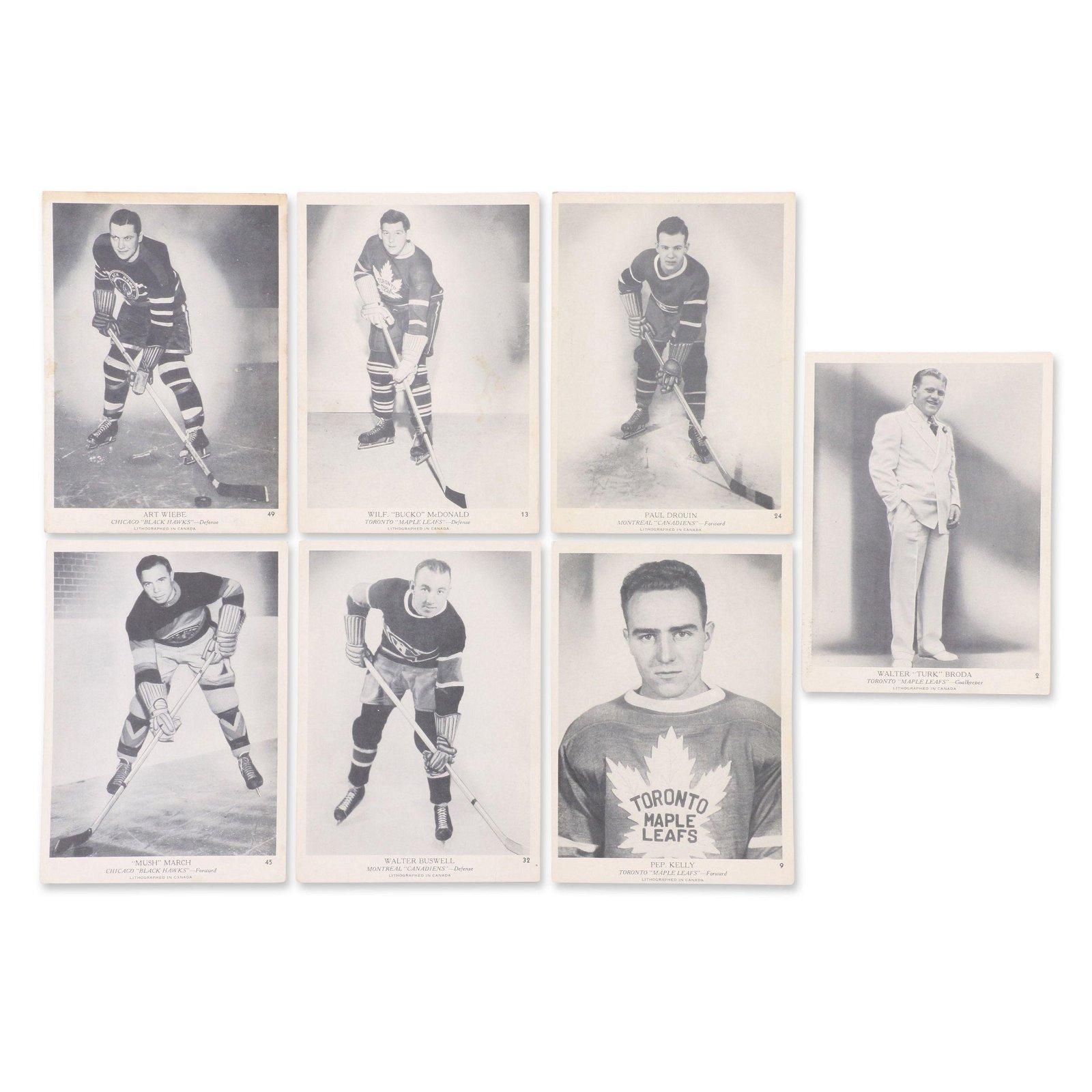 O Pee Chee Hockey Photos
