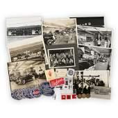 Assorted Packard Dealer Memorabilia
