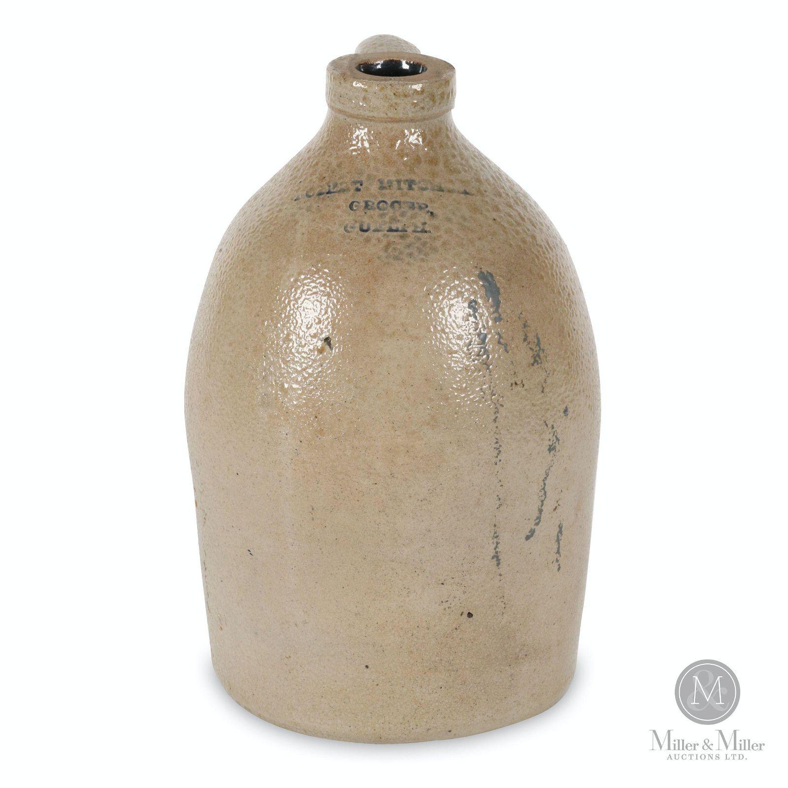 Guelph 1/2 Gallon Merchant Jug