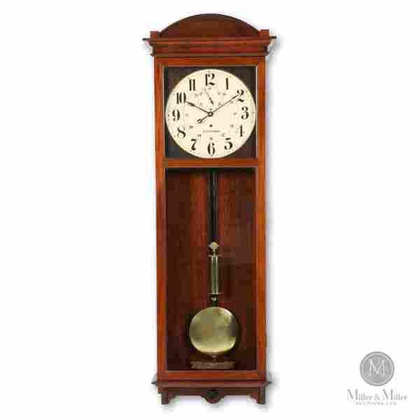 Seth Thomas Regulator No. 20 Office Clock